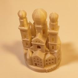 3D Modell - Passauer Dackel