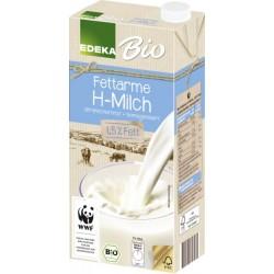 EDEKA Bio Fettarme H-Milch...