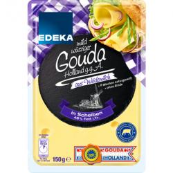 EDEKA Gouda Scheiben 48%...