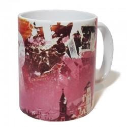 Tasse - Passau Collage pink