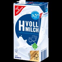 Gut & Günstig Vlog H-Milch...