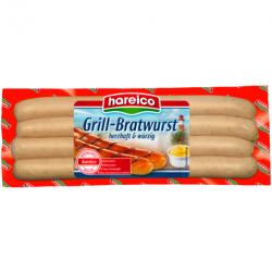 Hareico Bratwurst, 250g