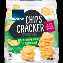 Edeka Chips Cracker Sour...