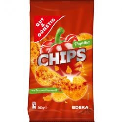 Gut & Günstig Chips mit...
