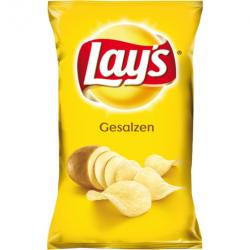 Lays Kartoffelchips...