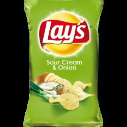 Lays Kartoffelchips Sour...