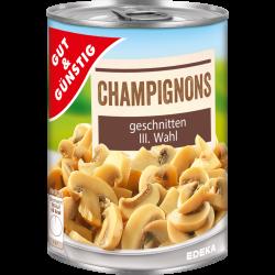 Gut & Günstig Champignons...