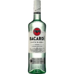 Bacardi Carta Blanca Rum...