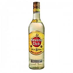 Havana Club 3 Jahre 40%, 0,7l