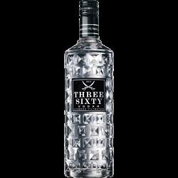 Three Sixty Vodka 37,5%, 0,5l
