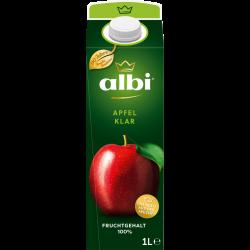 Albi Apfelsaft Klar, 1l