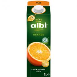 Albi Orangensaft, 1l