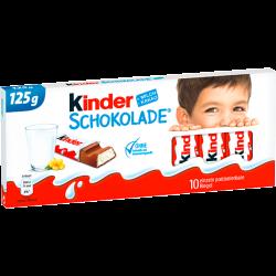 Ferrero Kinder Schokolade,...