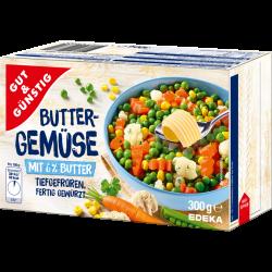 Gut & Günstig Buttergemüse,...