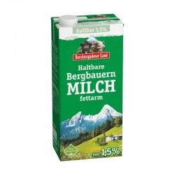 Bergbauern H-Milch 1,5%, 1l