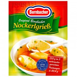 Bernbacher Nockerlgrieß, 250g