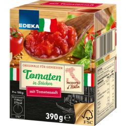 Edeka Italia Tomaten in...