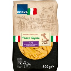 Edeka Italia Penne Rigate,...