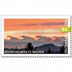 Kelvin Helmholtz Wolken,...