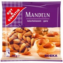 Gut & Günstig Mandeln ganz...
