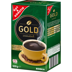 Gut & Günstig Röstkaffee...