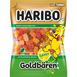 Haribo Goldbären Sauer, 200g