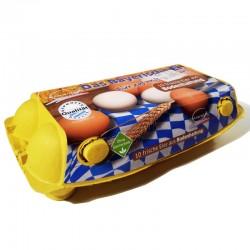 Das bayerische Ei, 10 Eier...
