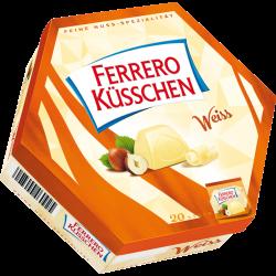 Ferrero Küsschen weiß, 178g