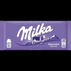 Milka Alpenmilch, 100g
