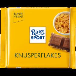 Ritter Sport Knusperflakes,...
