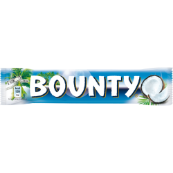Bounty Riegel 1 St., 57g