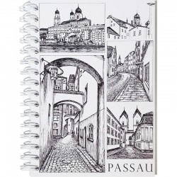 Skizzenblock - Passauer...