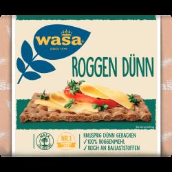 Wasa Roggen Dünn, 205g
