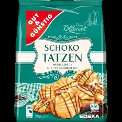Gut & Günstig Schokotatzen,...