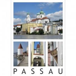 Postkarte - schöne Grüße...