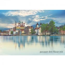 Postkarte - Passauer Ortspitze