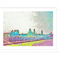 Grußkarte - Dreamworld 01