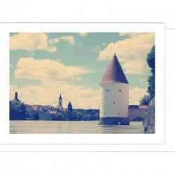 Grußkarte - Passauer...