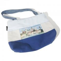 Handtasche - Altstadt blau
