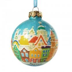 Weihnachtskugel - Passauer...