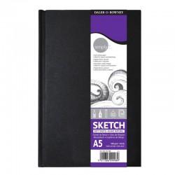 Simply Skizzenbuch A5