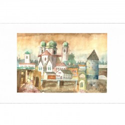 Fine Art Print - Passauer...