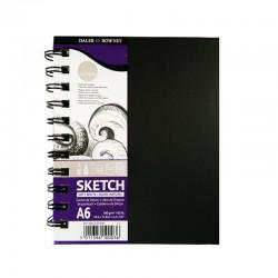 Simply Skizzenbuch A6 mit...