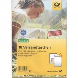10 Versandtaschen C5 nk mF