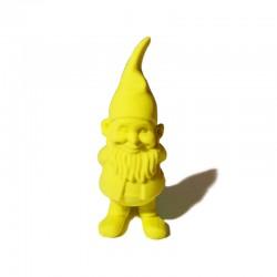 Radierzwerg - gelb
